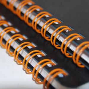 Ring Wire Bindung