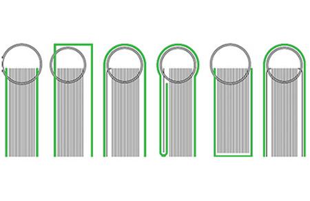 Umschlagvarianten-mit-Ring-Wire-Bindung